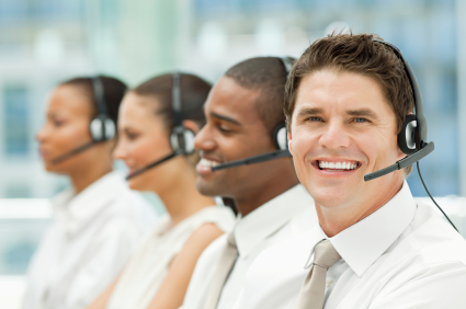 outbound call center conversation script