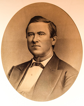 Commissioner Thomas P. Janes