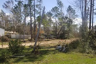 Hurricane Michael Damage Photos